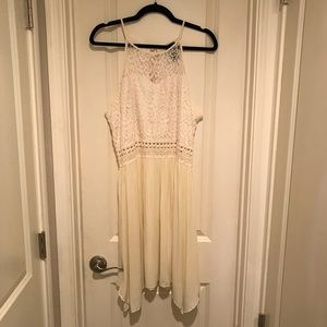 Rue21 NWT Lace To Dress